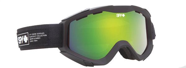 SPY Lyžařské brýle ZED - Nocturnal Green