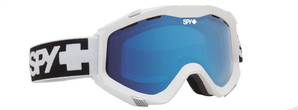 SPY Lyžařské brýle ZED - White Persimmon