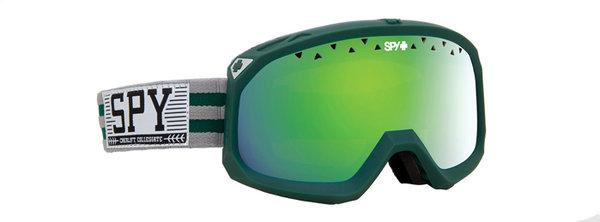 SPY Lyžařské brýle TREVOR - Chairlift / Green spectra