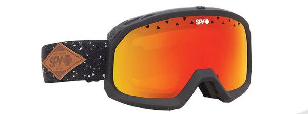 SPY Lyžařské brýle TREVOR - Midnight / Red