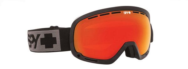 SPY Lyžařské brýle MARSHALL - Black / Red