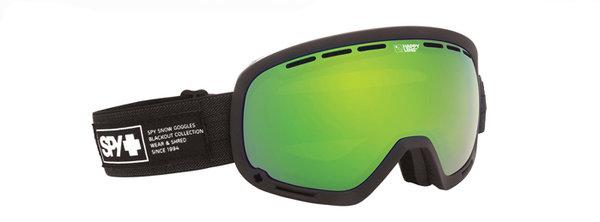 SPY Lyžařské brýle MARSHALL - Nocturnal / Green Spectra
