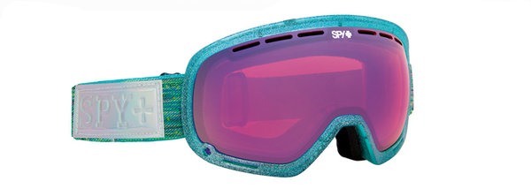 SPY Lyžařské brýle MARSHALL - Prismatic Paris / Pink