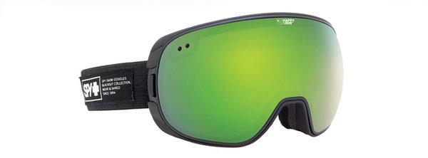 SPY Lyžařské brýle DOOM - Nocturnal / Green - Happy
