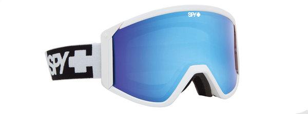 SPY Lyžařské brýle RAIDER - Matte White / Blue