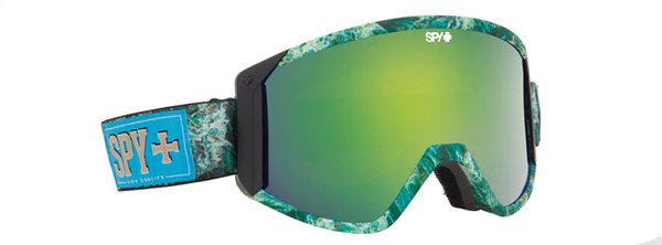 SPY Lyžařské brýle RAIDER - Field of Dreams / Green