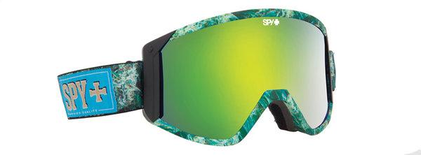 SPY Lyžařské brýle RAIDER - Field of Dreams / Yellow
