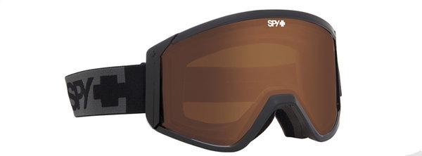 SPY Lyžařské brýle RAIDER - Black / Persimmmon