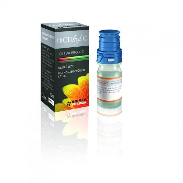 OCUhyl 10 ml - exp.01/2020