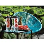 XD Design Láhev s košíkem na ovoce - zelená