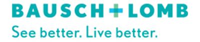 Produkt značky Bausch & Lomb